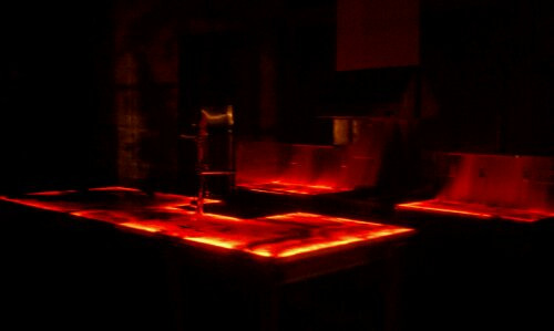 Lit Onyx Countertops